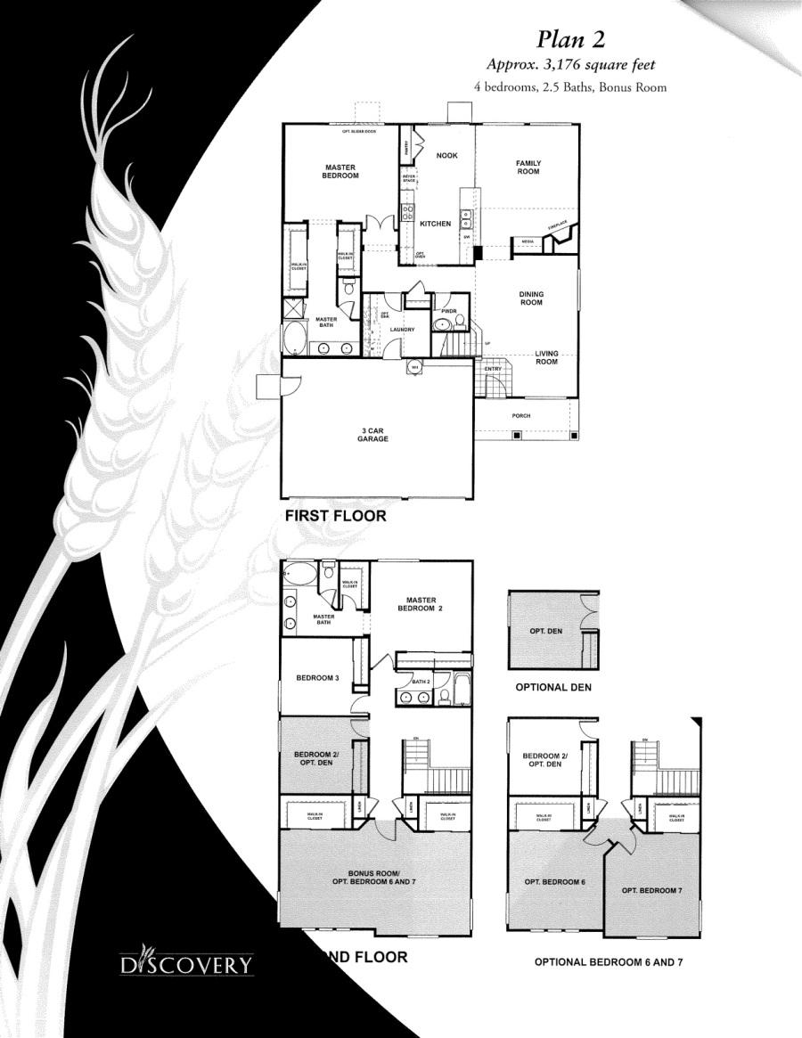 Ashtree - Floorplan