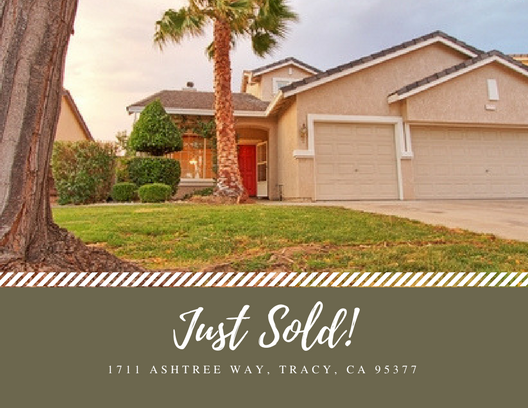 Ashtree Just Sold