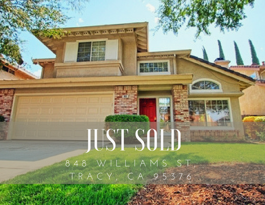 Williams Just sold